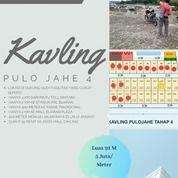 PELUANG INVESTASI MENGUNTUNGKAN KAVLING MURAH DI PULOJAHE, JAKARTA TIMUR (27111271) di Kota Jakarta Timur