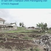 Dekat Pusat Pendidikan Tanah Kavling Pinggir Jalan Harga 4Jt An (27111499) di Kota Bandung
