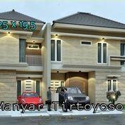 Rumah BARU Manyar Tirtoyoso Selatan FREE Tandon Atas SHM+IMB (27112155) di Kota Surabaya