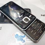 Hape Jadul Nokia N81 Seken Original Fullset Eks Garansi Nokia Indonesia (27114011) di Kota Jakarta Pusat