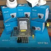 PAKET CCTV HILOOK 2MP FULLSET (27114175) di Kota Jakarta Pusat