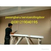 Rolling Door Termurah Jakarta Pusat (27114451) di Kota Bekasi