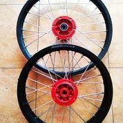 KLX Wheelset 16+19 (27119315) di Kab. Bandung