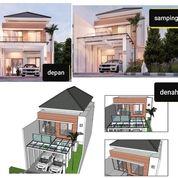 Rumah Mewah Harga Dibawah Jl STM Kawasan Elit Kedokteran UISU Kawsan (27119475) di Kota Medan