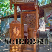Mimbar Masjid Banjarmasin (27127887) di Kab. Jepara