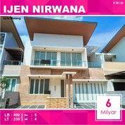 Rumah Mewah 2 Lantai Luas 250 Di Ijen Nirwana Dieng Kota Malang _ 381.20 (27128715) di Kota Malang