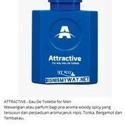 Parfum ATTRACTIVE (27129867) di Kota Medan