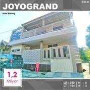Rumah 2 Lantai Luas 105 Di Joyogrand Dinoyo Kota Malang _ 382.20 (27131275) di Kota Malang