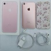 Iphone7 + 32GB + Masih Mulus (100%) + BONUS CASING 2 (27132827) di Kota Tangerang Selatan