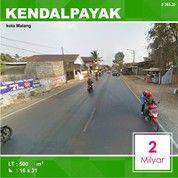 Tanah Poros Jalan Luas 500 Di Kendalpayak Gadang Kota Malang _ 385.20 (27134643) di Kota Malang