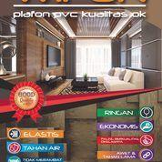 Plafon PVC + Pasang Plafon PVC (27134811) di Kota Bekasi