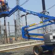 PT.Surya Trias Gemilang Rent Boomlift 14 Meter - 40 Meter Operator Berpengalaman (27135131) di Kota Surabaya
