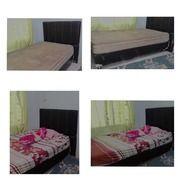 Spring Bed Merk Spring Coil Ukuran 2m X 1m, Pemakaian Pribadi. Kondisi Masih Sangat Baik. (27139599) di Kota Medan