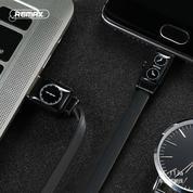 Kabel Cas Remax Watch Series Charger Micro USB 2.4A 1 Meter (27149931) di Kota Surakarta