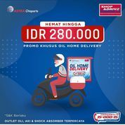 Shop And Drive Promo Oil IDR 280.000 (27154531) di Kota Jakarta Selatan