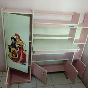 Meja Belajar Anak Perempuan Dengan Motif Karakter (27154883) di Kota Bandung