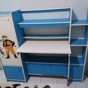 Meja Belajar Anak Cowok Nyaris Baru (27154967) di Kab. Bandung