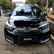 Honda Mobilio S 1.5 MT 2017 Hitam B.U (27156759) di Kota Jakarta Timur