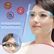 Face Shield Kacamata Raffi Nagita Slavina Orbital Mask Faceshield (27157515) di Kota Surakarta