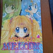 Komik Mermaid Melody 3