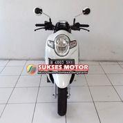 Honda Scoopy Tahun 2019 Putih Kondisi Mantap Punya (27170171) di Kota Depok