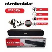 Speaker Simbadda Bluetooth CST 350 350N CST350 CST350N (27171199) di Kota Surakarta