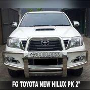 "Bemper Depan Stainless Toyota New Hilux PK 2"" (27172791) di Kota Surabaya"