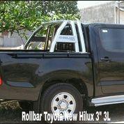 """Rollbar Stainless Toyota New Hilux 3"""" 3L (27172807) di Kota Surabaya"""