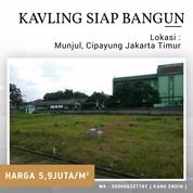 Tanah Murah Di Jakarta Timur - Munjul Cipayung (27175387) di Kota Jakarta Timur