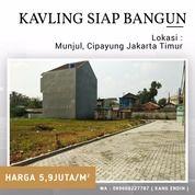 Tanah Murah Di Munjul Jakarta Timur (27175395) di Kota Jakarta Timur