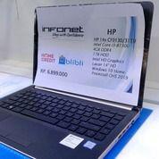 Laptop HP 14s-CF0130/31TU (27183703) di Kab. Bekasi
