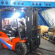 CUCI GUDANG Forklift Electric NOBLELIFT Termurah Tangerang Dan Jakarta (27184115) di Kota Cilegon