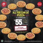 Pizza Hut Promo All You Can Eat (27184183) di Kota Jakarta Selatan