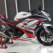 Kawasaki Ninja 250 2012 Full Original Km 6rb No Cantik (27186707) di Kota Bogor