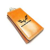 Dompet Stnk Kulit Asli Logo Wuling Warna Coklat Tan GARANSI 1 TAHUN - Gantungan Kunci Mobil (27186771) di Kab. Purworejo