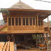 Rumah Kayu Khas Palembang (27188347) di Kota Banda Aceh