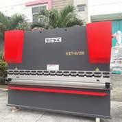 Mesin Bending Tekuk Plat / Hydraulic Press Brake Machine (27191291) di Curug