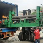 Mesin Roll Plat 16mm X 2500 Mm Baru (27191707) di Curug