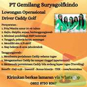 Caddy Pramugolf (27191779) di Kota Jakarta Pusat