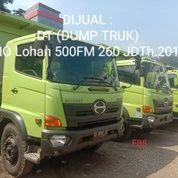 Hino Lohan 500.FM 260 JD,Dump Truk,Indeks 26 Kubik (27192759) di Kab. Bekasi