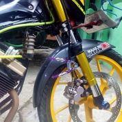 Cover Shock Satria Fu Karbu Model Atas Bawah (27193419) di Kab. Gresik