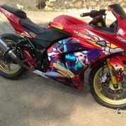 Cover Shock Ninja 250 Karbu (27193675) di Kab. Gresik