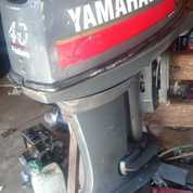 Mesin Tempel Yamaha 40 PK Kondisi 85% Bekas (27196979) di Kab. Aceh Jaya