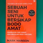 Sebuah Seni Untuk Bersikap Bodo Amat (27199143) di Kota Jakarta Utara