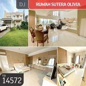 Rumah Sutera Olivia, Alam Sutera, Tangerang, 12x24m, 3 Lt, SHM (27201171) di Kota Tangerang