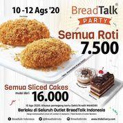 Breadtalk Promo Semua Roti 7.500 (27202503) di Kota Jakarta Selatan
