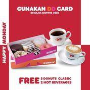 Dunkin' Indonesia Promo DD Card (27202951) di Kota Jakarta Selatan