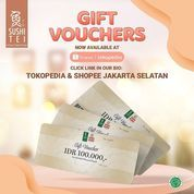 Sushi Tei Gift Vouchers (27202979) di Kota Jakarta Selatan