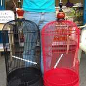 Sangkar Burung Lovebird Merk Panda - Kandang Kapsul (27212359) di Kota Jakarta Barat
