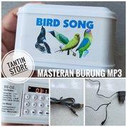 Masteran Suara Burung MP3 Suara Lebih 40 Jenis Murai Kacer Lovebird Kenari Dll (27212951) di Kota Jakarta Pusat